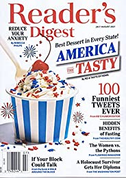 Reader's Digest (US) [US] July - August 2021