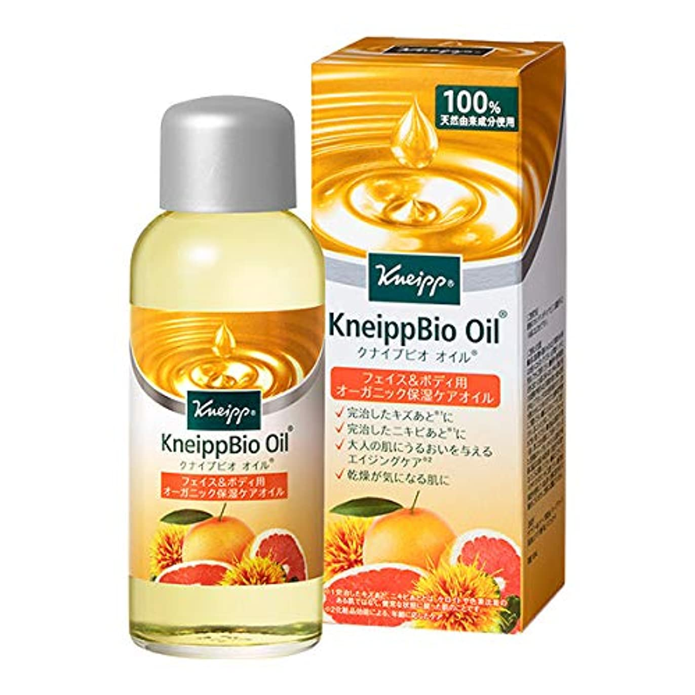 匹敵します軽食部クナイプ(Kneipp) クナイプ ビオオイル100mL 美容液