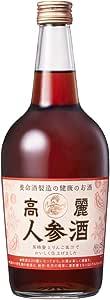 養命酒製造 高麗人参酒 700ml