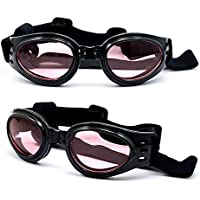 Dog Sunglasses Eye Wear UV Protection Goggles Pet Fashion Medium