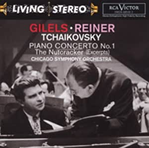 Tchaikovsky:Piano Concerto No1