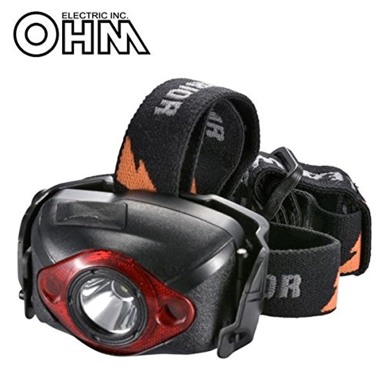 優越ラベンダートランクオーム電機 OHM LEAD WARRIOR LEDヘッドライト LED-YH6K