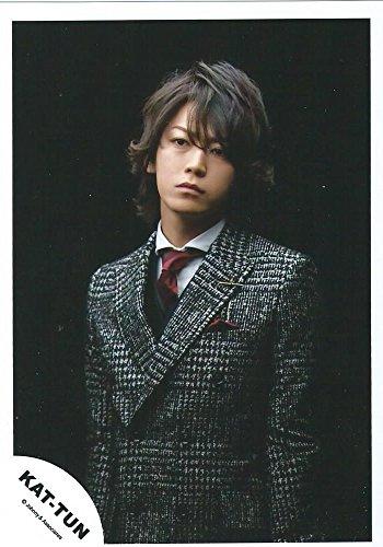 KAT-TUN 公式 生写真 亀梨和也 KT0006