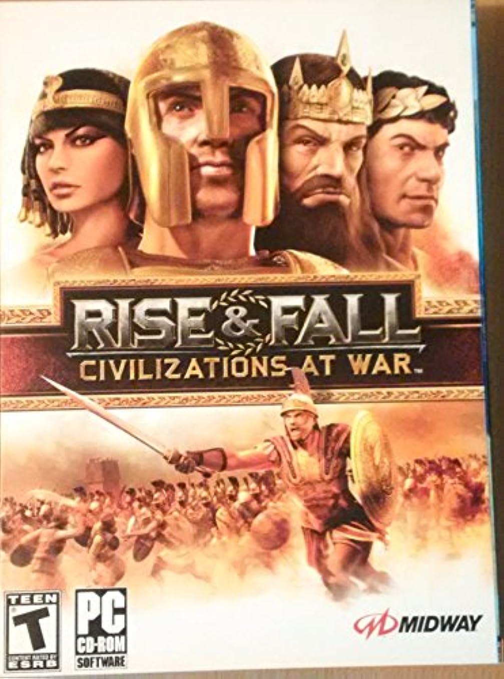 実際に考古学者否定するRise and Fall: Civilizations at War (輸入版)