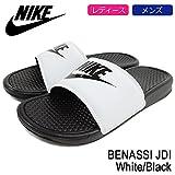 (ナイキ) NIKE サンダル メンズ ベナッシ JDI White/Black 28cm(US10)