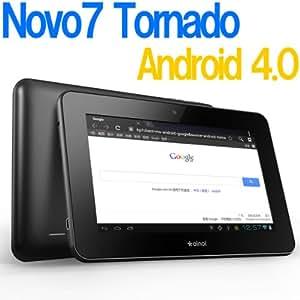 Ainol 【アンドロイド 4.0 】 Novo7 Tornado Android 4.0 7インチ タブレット PC Amlogic8726-M3L 1GRAM 8GB