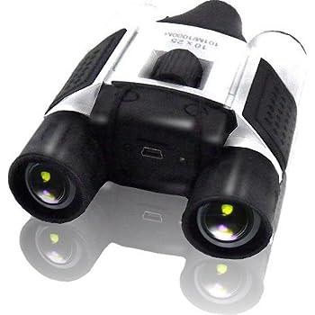 Amazon | デジカメ機能搭載 双眼鏡 決定的瞬間を撮影録画 バード ...