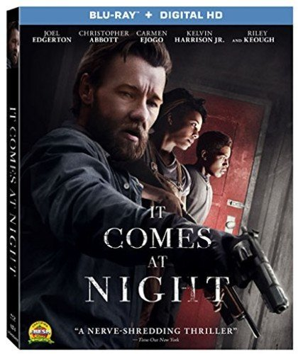 It Comes at Night [Blu-ray] [Import]