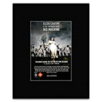 Eliza Carthy & the Wayward Band - Big Machine Mini Poster - 25.4x20.3cm