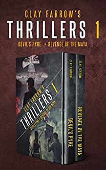 Thrillers 1 (Box Set) by [Farrow, Clay]