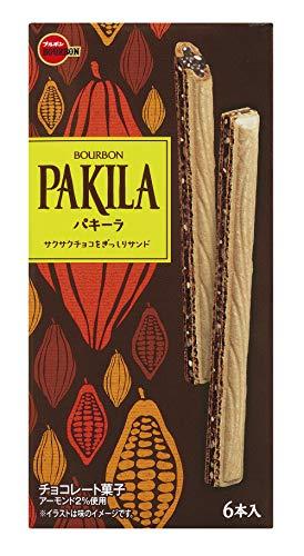 パキーラ 10個