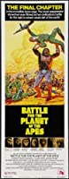 Battle for the Planet Apes映画ポスター14 x 36挿入# 01