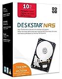 HGST Deskstar NAS 10TB パッケージ版 3.5インチ 7,200rpm 256MB SATA 6Gb/s 【3年保証】 0S04037