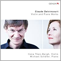 Violin & Piano Works by CLAUDE DELVINCOURT (2013-04-30)