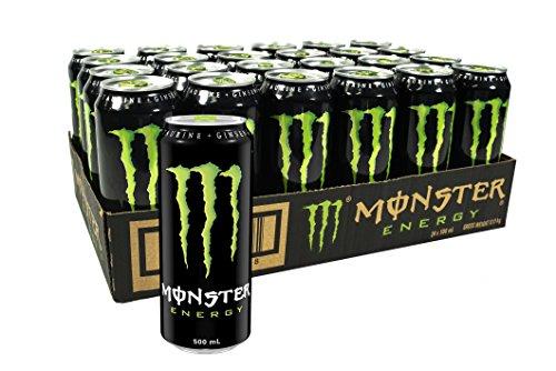 Monster Energy Drink 24 x 500 mL