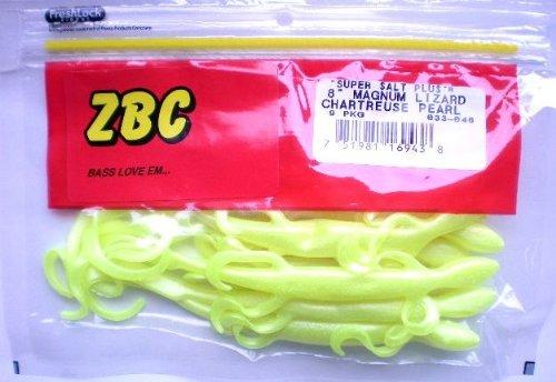 ZBC(ズーム) ルアー マグナムリザード 033-046 チャートリュースパール