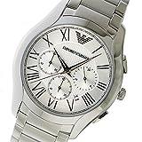 EMPORIO ARMANI エンポリオ アルマーニ EMPORIO ARMANI クオーツ メンズ 腕時計 AR11081 シルバー 腕時計 海外インポート品 エンポリオアルマーニ mirai1-553971-ak [並行輸入品] [簡易パッケージ品]