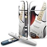 スマコレ アイコス ケース iqos ケース 専用スキンシール コンプリートセット 写真・風景 写真 ギター 006470