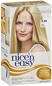 Clairol Nice'n Easy Permanant Hair Colour, 9.5a Baby Blonde, 1 c