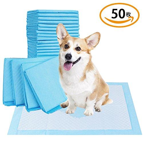 ANBURT ペットシーツ トイレシート 使い捨て 強力吸水 消臭シート 犬 猫 ペット用品 3種類...