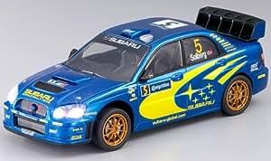 1/16 R/C REALDRIVE スーパービームシリーズ スバル インプレッサ 2005 WRC