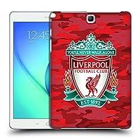 オフィシャル Liverpool Football Club ホーム・カラーウェイズ・クレスト Camou Samsung Galaxy Tab A 9.7 専用ハードバックケース
