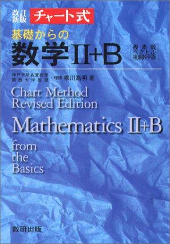 基礎からの数学2+B (チャート式)の詳細を見る