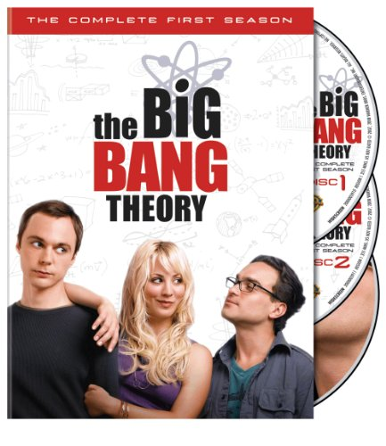 Big Bang Theory: Complete First Season [DVD] [Import]の詳細を見る