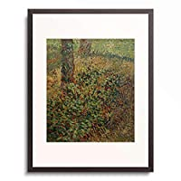 フィンセント・ファン・ゴッホ Vincent Willem van Gogh 「Unterholz, 1887」 額装アート作品