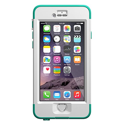 【日本正規代理店品・iPhone本体保証付】LifeProof 防水 防塵 耐衝撃ケースnuud for iPhone6 対応 4.7インチ Teal 77-51287