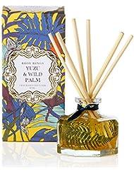 ロージーリングス プティボタニカルリードディフューザー ユズ&ワイルドパーム ROSY RINGS Petite Botanical Reed Diffuser Yuzu & Wild Palm