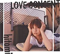 Love Concent by Hitomi (2006-09-26)