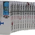 MONSTER 全18巻 完結コミックセット(ビッグコミックス)