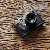 cam-in (カムイン) カメラケース ライカ LEICA M、M-P (Typ 240)用 イタリアンレザー (CA025シリーズ(コーヒーブラウン))