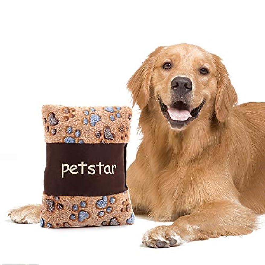 差数字患者Esolom インタラクティブアンチバイト ペット用おもちゃ 犬の耐久性 きしむおもちゃソフト ケネル金具 犬枕サンゴフリース 犬咀嚼のおもちゃ