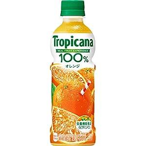 キリン トロピカーナ 100% オレンジ PET(330ml×24本)