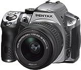 PENTAX デジタル一眼レフカメラ K-30 レンズキット [DAL18-55mm] クリスタルシルバー K-30LK18-55 C-SL 15185