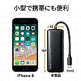 サンワダイレクト USB Type-Cカードリーダー SD/microSD HDMI出力 USB3.0×2 小型 400-ADR318BK