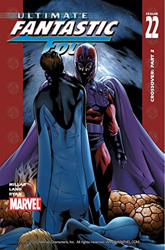 Ultimate Fantastic Four #22 (English Edition)