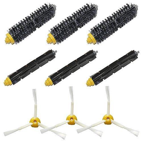 SHP-ZONE Brush Kit for iRobot ...