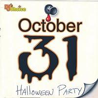 DJ's Choice October 31