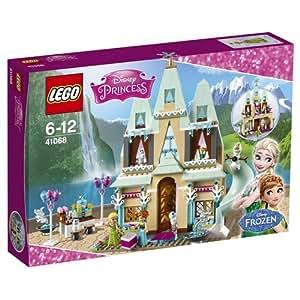 レゴ (LEGO) ディズニープリンセス アナとエルサのアレンデール城 41068