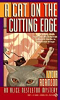 A Cat on the Cutting Edge (Alice Nestleton Mystery)