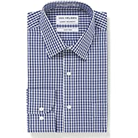 Van Heusen Men's Classic Relaxed Fit Check Shirt