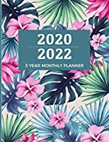 2020-2022 3-Year Monthly Planner: With Motivational Inspirational Quotes; 3-Year Journal. 36-Month PlanAhead Appointment Goals Logbook Organizer; For Writing Logging Planning Scheduling, Note-taking To Do Activities; Moms Teachers Students Coworkers