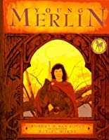 Young Merlin (A picture yearling book)