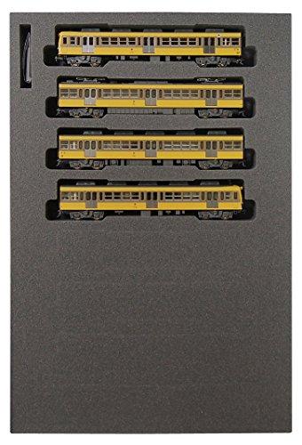 KATO Nゲージ 西武鉄道 101系 初期形・分散冷房 基本 4両セット 10-1251 鉄道模型 電車