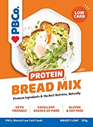 PBCo. Low Carb Protein Bread Mix - 330g