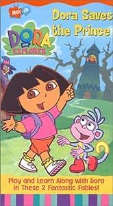 Dora the Explorer - Dora Saves Prince [VHS] [Import]