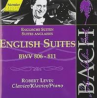 Bach;English Suites Bwv806